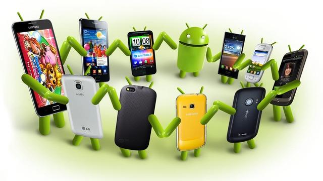 Ağustos 2013 Android Kullanım İstatistikleri
