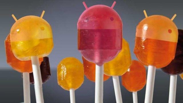 Android 5.0 Lollipop Depolama Sorunları ile Geldi