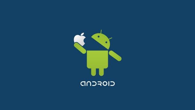 Android Yükselirken iOS Düşüşte
