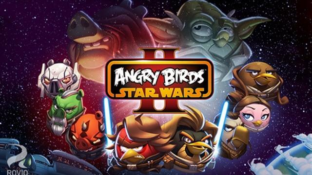 Angry Birds Star Wars 2 Yayınlandı