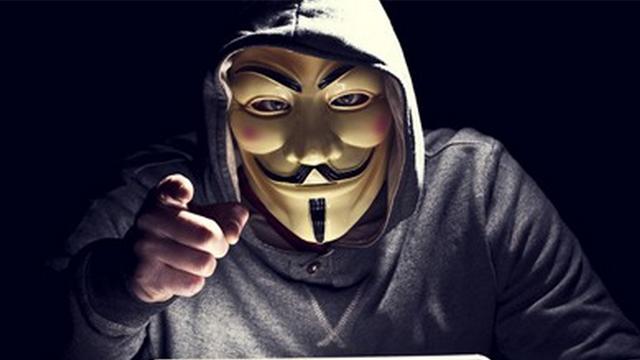 Anonymous Savaş Açtığı IŞİD'e Acımadı