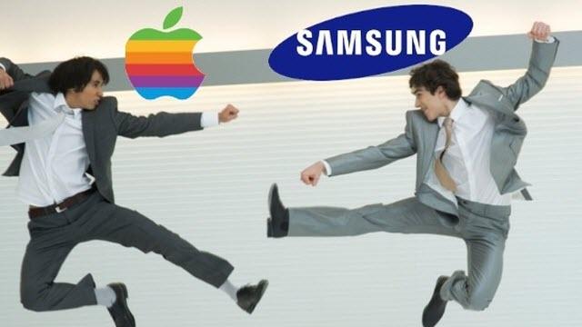 Apple Samsung'dan Bağımsızlığını Kazanıyor