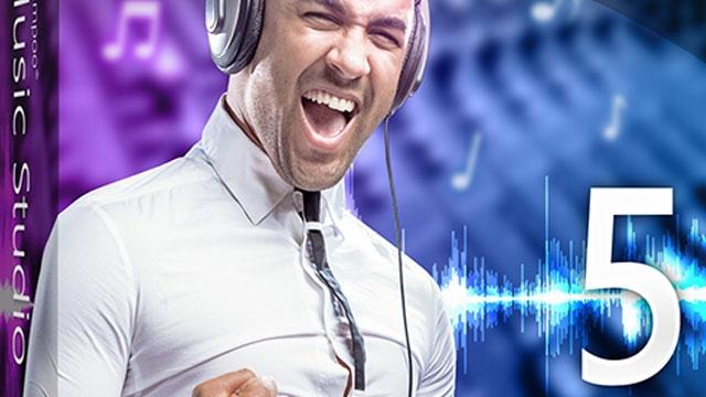 Ashampoo Music Studio 5 Sürümü Yayınlandı
