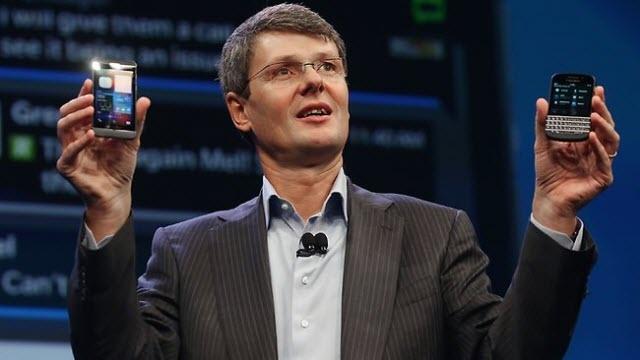BlackBerry CEO'su Açıkladı: 5 Yıl Sonra Tabletler Demode Olacak