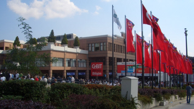 CeBIT Bilişim Eurasia 2012 İstanbul
