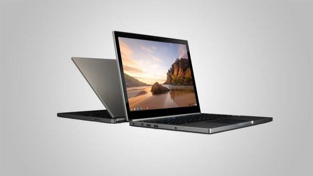 Dokunmatik Ekranlı Google Chromebook Pixel Satışa Sunuldu