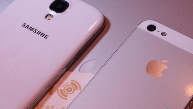 En Çok iPhone 5'ten, En Az Galaxy S4'ten Şikayet Ediliyor