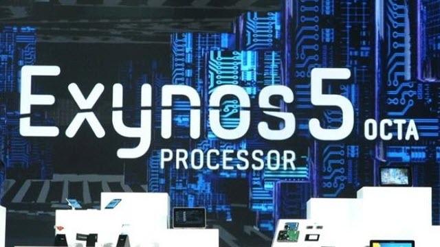 Samsung Exynos 5 Octa, Qualcomm Snapdragon 600'ü Geçti