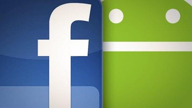 Facebook Android Uygulaması Diğer Uygulamaları Görebiliyor
