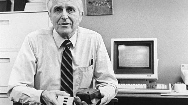 Farenin Mucidi Doug Engelbart Hayatını Kaybetti