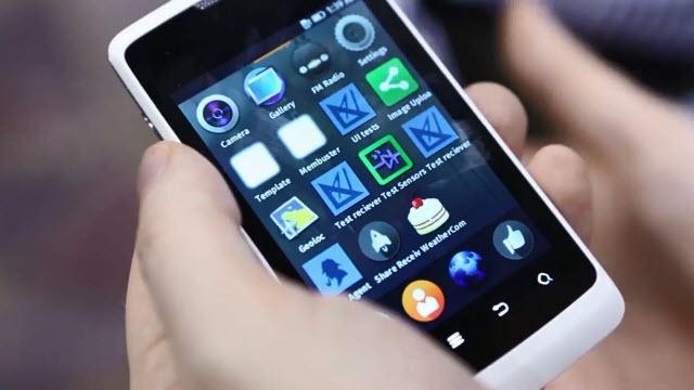 Firefox OS İşletim Sistemi ZTE Akıllı Telefonda Tanıtıldı - CES 2013