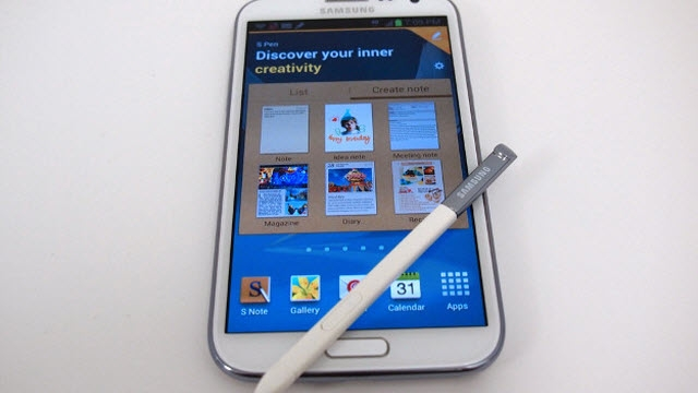 Samsung Galaxy Note 3, 4 Eylül'de Ortaya Çıkacak
