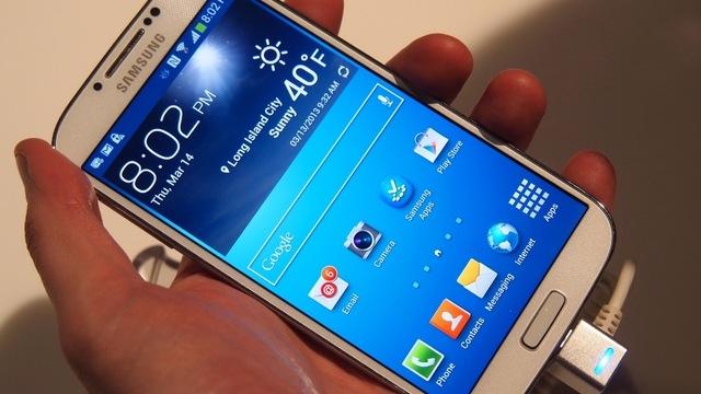 Samsung Galaxy S4 Performans Testleri Hileli Çıktı