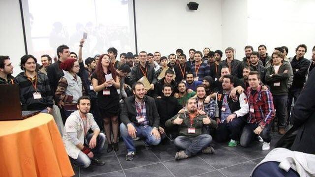 Global Game Jam Ege 2015 İzmir'de Gerçekleşiyor