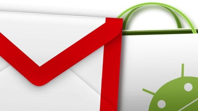 Gmail Android Uygulamasına Reklamlar Geliyor