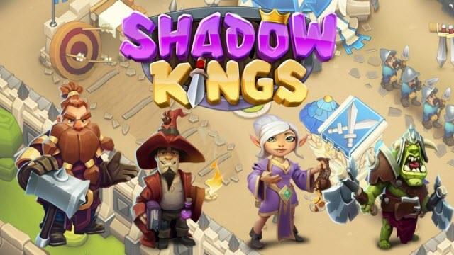 Goodgame Studios, Shadow Kings Oyunuyla Karşımızda