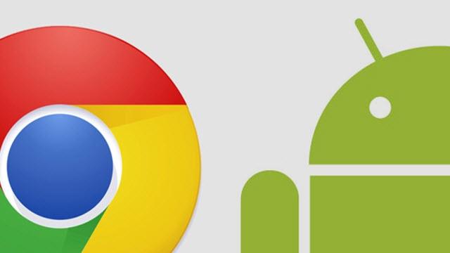 Google Chrome Android 26 Yayınlandı