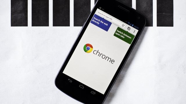 Google Chrome Aylık 800 Milyon Mobil Kullanıcıya Ulaştı