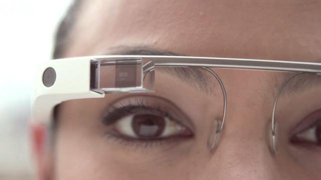 Google Glass İle Araba Kullanmaya Ceza Kesildi