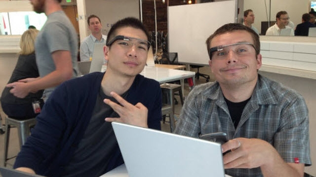Google Glass İlk Defa Kaybedildi