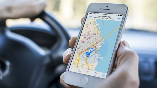 Google Maps, Apple Maps'e Karşı iPhone'da Tam Bir Hezimete Uğradı