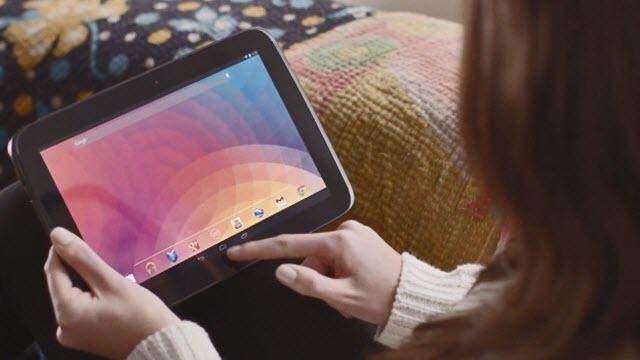 Google Nexus 10 Tablet Satışları Kötü Gidiyor