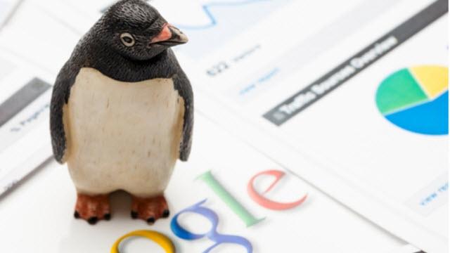 Google'ın Yeni Penguen Güncellemesi Dağıtımda