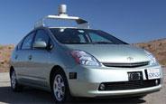 Google Sürücüsüz Otomobil İçin İlk Ehliyetini Aldı