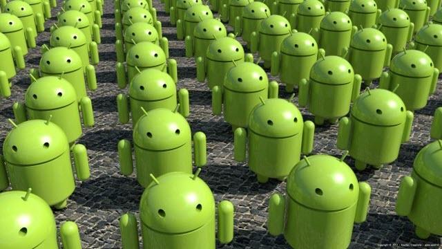 Her Gün 2 Milyon Android Cihaz Aktifleştiriliyor