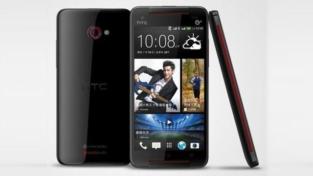 HTC Butterfly S Resmi Olarak Duyuruldu