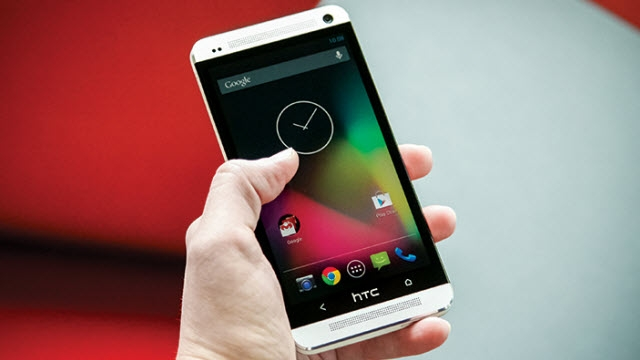 Mevcut HTC One Sahipleri de Stok Android'den Faydalanabilir