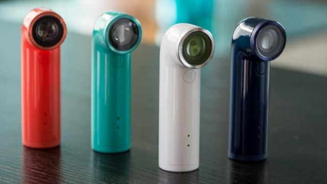 HTC RE Camera Resmi Olarak Tanıtıldı