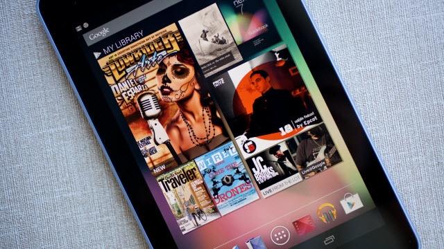 2. Nesil Nexus 7'ler İçin Yeniden Google-Asus İşbirliği