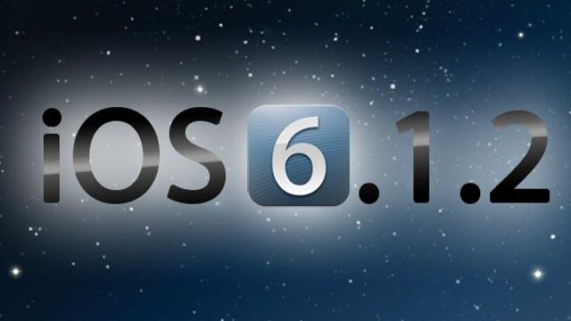 Apple Güvenlik Sorunları Nedeniyle iOS 6.1.2'yi Yayınlayacak