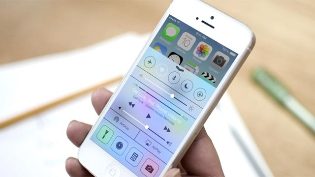 iOS 7 Eski iPhone ve iPad'leri Desteklemiyor