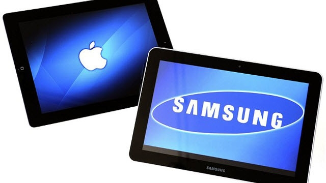iPad Mini Samsung'un Patentlerini İhlal Ediyor