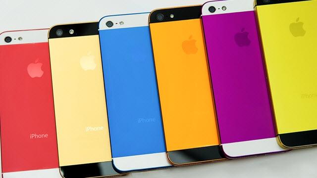 iPhone 5S Eylül'de Satışa Sunulacak