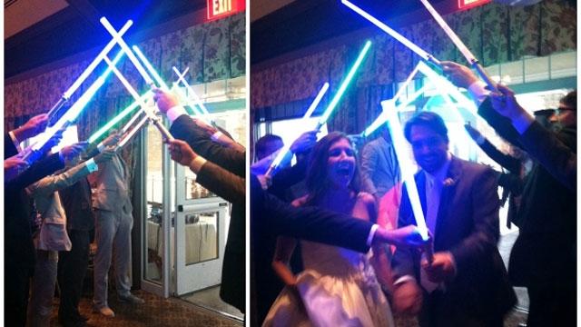 İskoçya'lı Jedi Şövalyeleri Artık Evlenebilecekler