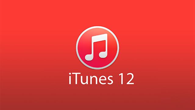 iTunes 12 Yayınlandı