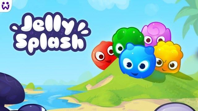 Jelly Splash Mobil Oyun İncelemesi