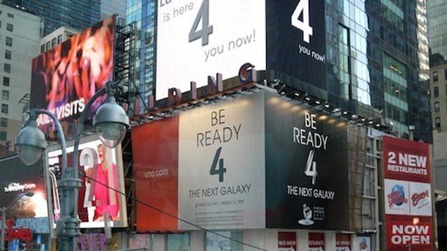 LG Samsung'u Ters Köşeden Vurdu