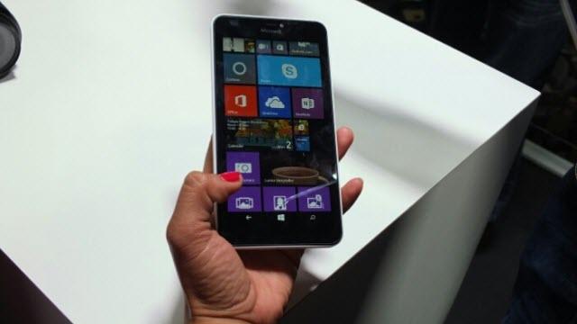 Microsoft Lumia 640 XL Duyuruldu