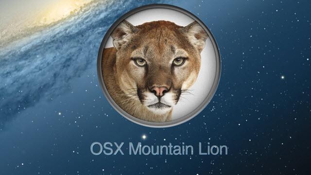 Mac OS X 10.8.4 Güncellemesi Yayınlandı