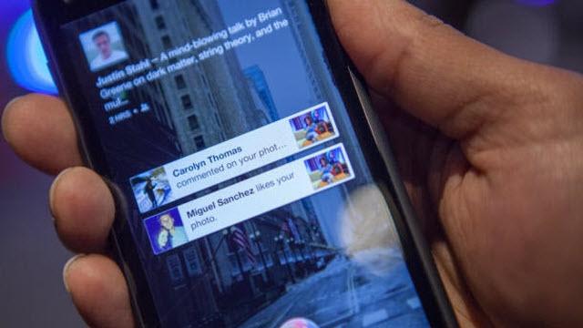 Mark Zuckerberg'den Facebook Home Hakkında Açıklamalar