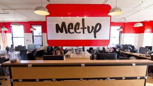 MeetUp'a Mesajlaşma Desteği Çok Yakında Geliyor
