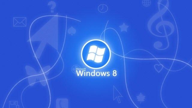 Microsoft 100 Milyon Windows 8 Lisansı Sattı