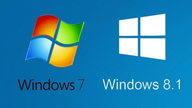 Microsoft 2016 Yılında Windows 7 ve 8.1'li PC Satmayı Bırakacak