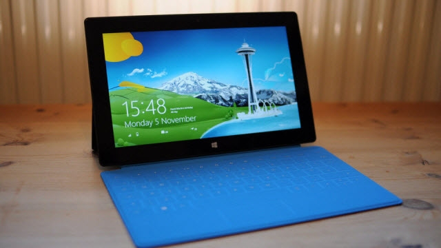 Microsoft 7 İnçlik Windows 8 Tablet Geliştiriyor