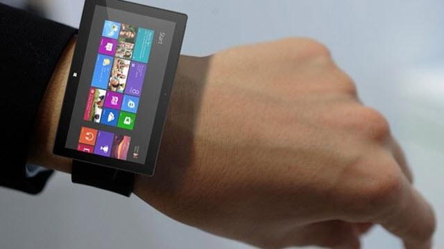 Microsoft Akıllı Saat Birkaç Hafta Sonra Ortaya Çıkabilir