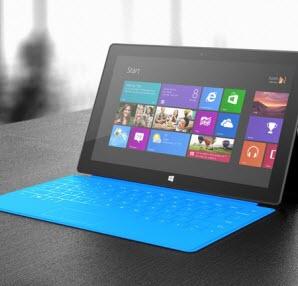 Microsoft Surface Tablet için Performans Güncellemesi Yayınlandı